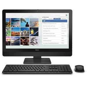 """Dell OptiPlex 9030 AiO 23"""" Core i3 3,5 GHz - SSD 128 GB - 4GB AZERTY"""