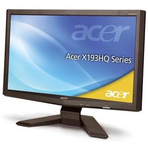 "Bildschirm 18"" LCD HD Acer X193HQGB"