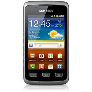 S5690 Galaxy Xcover - Grigio- Compatibile Con Tutti Gli Operatori