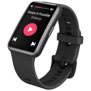 Montre Cardio GPS Huawei Watch Fit - Noir