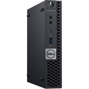 Dell OptiPlex 7070 Micro Core i5 2,2 GHz - SSD 256 GB RAM 8 GB