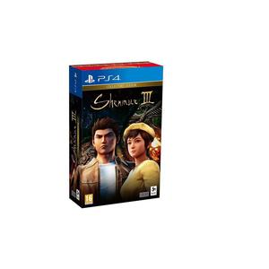 Shenmue III Collector's Edition - PlayStation 4
