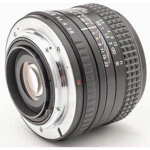 Pentacon Objetivos Pentax M42 28 mm f/2.8