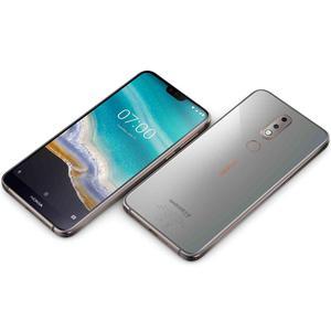 Nokia 7.1 64 Gb Dual Sim - Gris - Libre