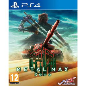Metal Max Xeno - PlayStation 4