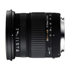 Objectif Sigma DC 17-70 mm f/2.8-4