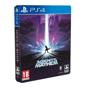 Agents of Mayhem Steelbook Edition - PlayStation 4