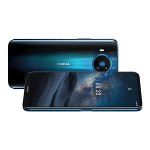 Nokia 8.3 5G 128 Gb Dual Sim - Blau - Ohne Vertrag