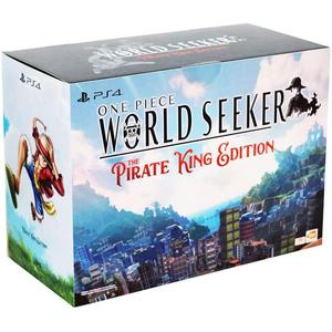 One Piece: World Seeker The Pirate King Edition - PlayStation 4