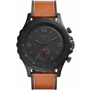 Smart Watch Fossil FTW1114 Hybrid Smartwatch Q Nate - Nero