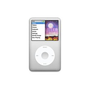 Ipod Classic 7 120 Go - Argent