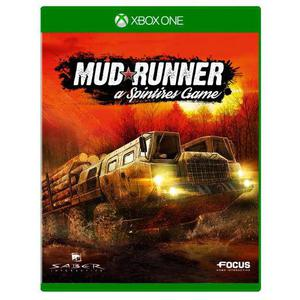 MudRunner : a Spintires Game - Xbox One