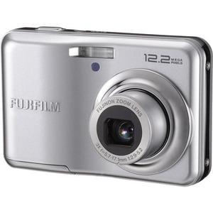 Kompaktkamera Fujifilm A220 Grau + Objektiv Fujifilm Fujinon 3x Zoom Lens 32-96 mm f/2.9-5.2