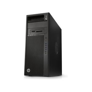 Hp Z440 Xeon E5 3,5 GHz - SSD 256 Go RAM 32 Go