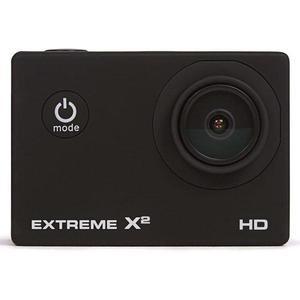 Sportkamera Nikkei Extreme X2 - Schwarz