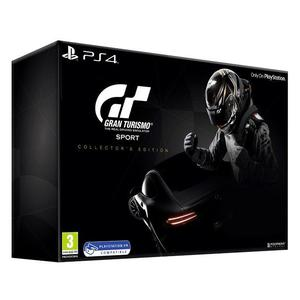 Gran Turismo: Sport Collector's Edition - PlayStation 4