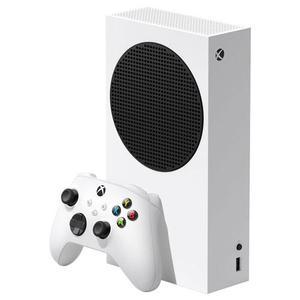 Consola Microsoft Xbox Series S 512 GB + controlador - Blanco