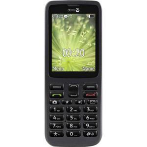 Doro 5516 - Black - Unlocked