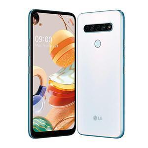 LG K61 128 Gb Dual Sim - Weiß - Ohne Vertrag