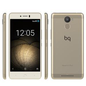 BQ Aquaris U Plus 16GB Dual Sim - Goud - Simlockvrij