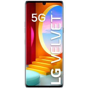 LG Velvet 5G 128GB - Harmaa - Lukitsematon