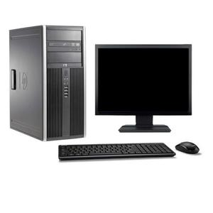 "Hp Compaq Elite 8200 MT 17"" Core i7 3,4 GHz - HDD 2 To - 16 Go AZERTY"