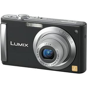 Compact Panasonic Lumix DMC-FS3 - Noir