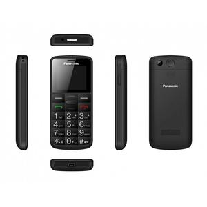 Panasonic KX-TU110EX Dual Sim - Noir- Débloqué