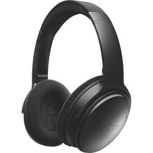 Hoofdtelefoon Bluetooth Microfoon Geluidsdemper Bose QuietComfort 35 II - Zwart