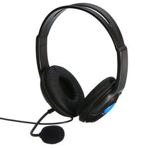 Casque Réducteur de Bruit Gaming avec Micro Freaks And Geeks SPX-100 - Noir