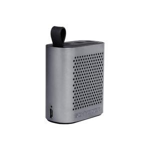 Enceinte Bluetooth Schneider Groove Titane