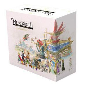 Ni no Kuni II: Revenant Kingdom King's Edition - PlayStation 4