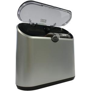Weinklimaschrank Cooper Cooler HC03-A - Silber