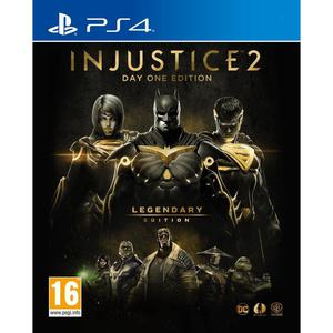 Injustice 2 Legendary Edition Day One Edition - PlayStation 4