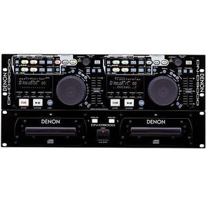 Dubbele CD-Speler Denon DN-D9000 - Zwart