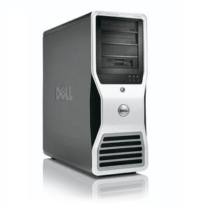 Dell Precision T7500 Xeon 2,4 GHz - SSD 250 GB + HDD 1 TB RAM 64 GB
