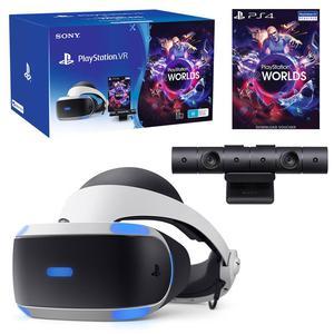 Sony PlayStation VR Starter Pack VR Helm - virtuelle Realität