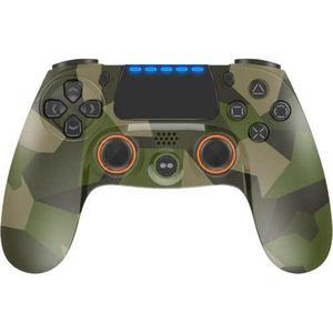 Controlador Playstaion 4 Two Dots Pad 4 Evo - Camuflaje