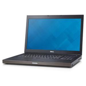 """Dell Precision M6800 17"""" Core i7 3 GHz - SSD 128 GB + HDD 1 TB - 24GB AZERTY - Französisch"""