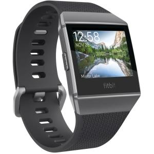 Relojes Cardio GPS Fitbit Ionic - Gris