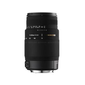 Objectif Sigma EF 70-300mm f/4-5.6