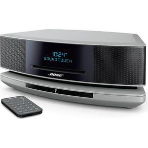 Micro Hi-fi Järjestelmä Bluetooth/Wireless Bose SoundTouch Pedestal - Harmaa