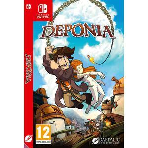 Deponia - Nintendo Switch