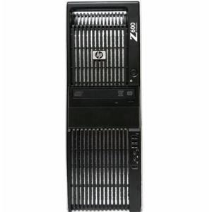 Hp Z600 Xeon 2,26 GHz - SSD 500 GB + HDD 500 GB RAM 48 GB