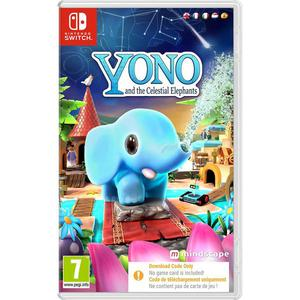 Yono And The Celestial Elephants - Nintendo Switch