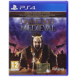 Grand Ages: Medieval - Limited Day One Edition - PlayStation 4
