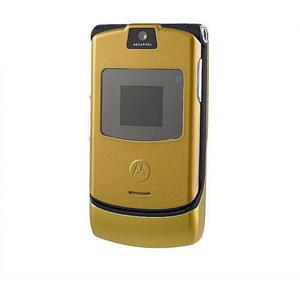 Motorola V3 - Yellow - Unlocked