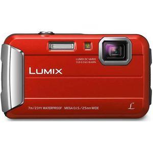 Panasonic Lumix DMC-FT25 Compact 16Mpx - Red