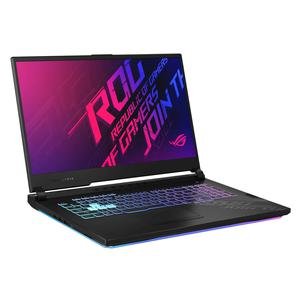 "Asus ROG Strix G17 G712LW-EV063T 17"" Core i7 2,6 GHz - SSD 1 To - 16 Go - NVIDIA GeForce RTX 2070 AZERTY - Français"