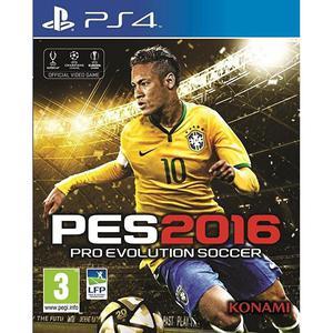PES 2016 - PlayStation 4